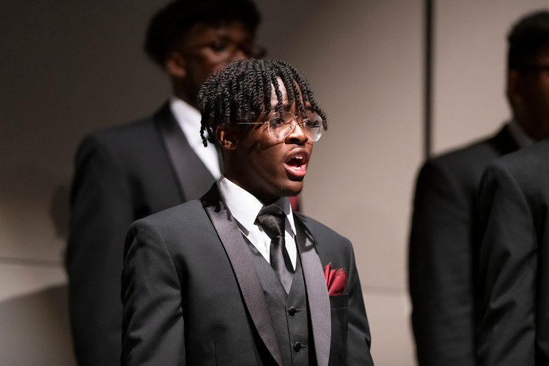 20190407 Spring Choir Concert Ed - WSSU