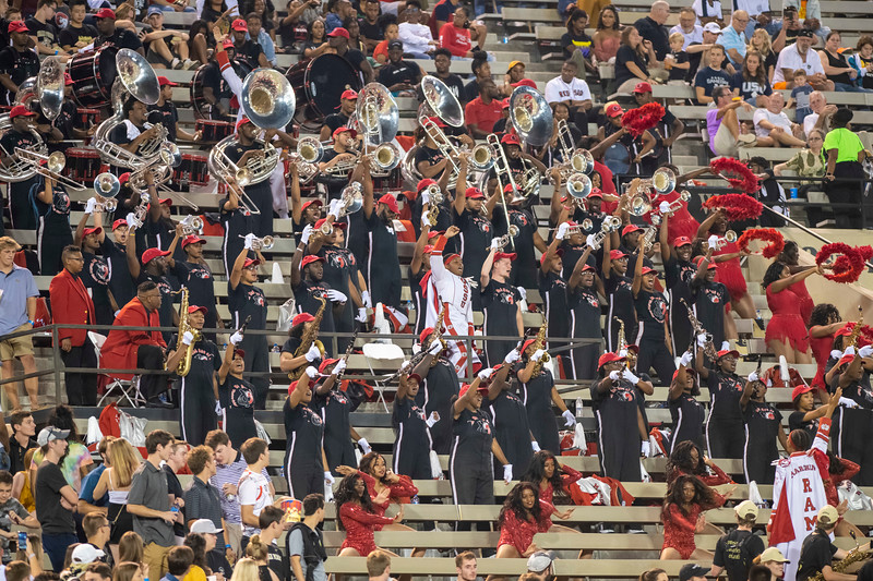 20190830 Band at WFU Game Preview 021