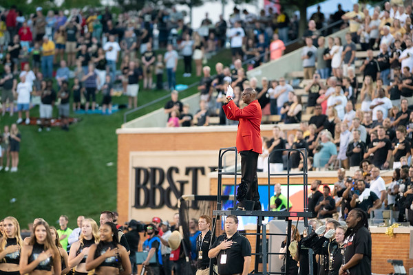 20190830 Band at WFU Game Preview 004