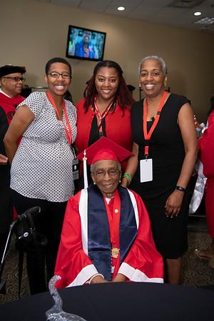 20190510 Commencement 1949 Graduate Mrs Elizabeth Barker Johnson 002Ed