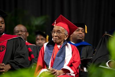 20190510 Commencement 1949 Graduate Mrs Elizabeth Barker Johnson 024Ed