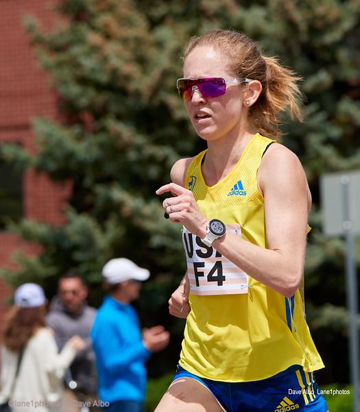 Bolder Boulder elite race