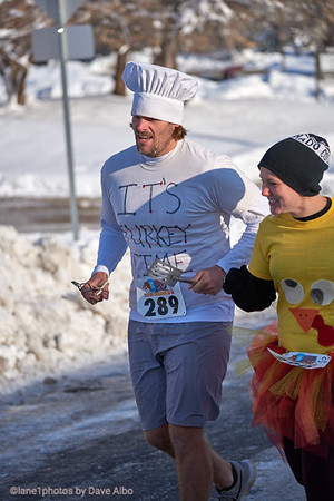 Boulder Thanksgiving Day 5k