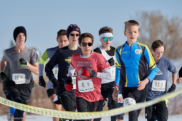 4k youth and masters - Colleen De Reuck XC Classic