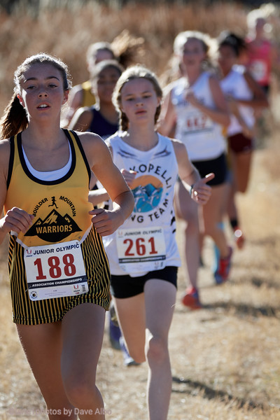Junior Olympic Cross Country State Championships 13 and 14