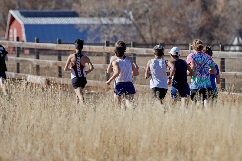 Junior Olympic Cross Country State Championships 15 to 18