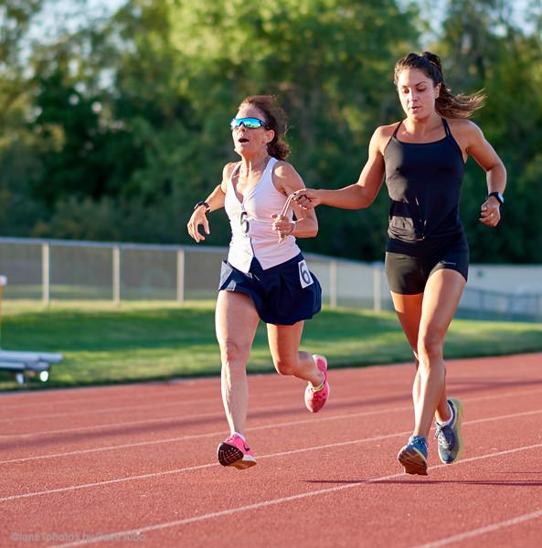 BRR Allcomers Track Meet -  800 meters