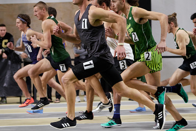 CU Invite Indoor Track Meet
