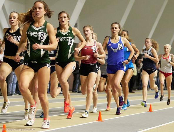 CU Invite Indoor Track Meet