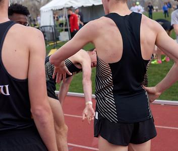 1500 meters - CU Invite 2019