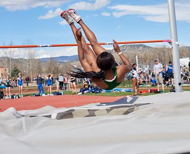High jump - CU Invite 2019