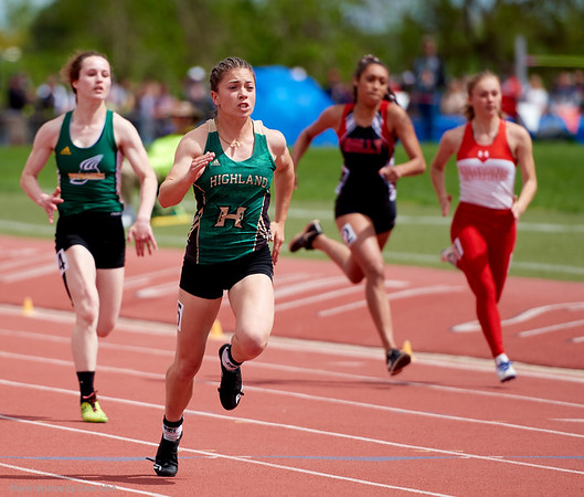 100 meters - Colorado High School State Championships  2019