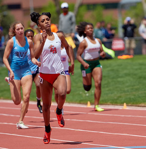200 meter finals - Colorado High School State Championships  2019