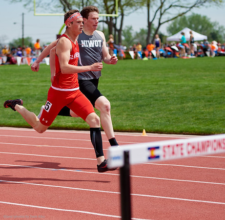 300 meter hurdles - Colorado High School State Championships  2019
