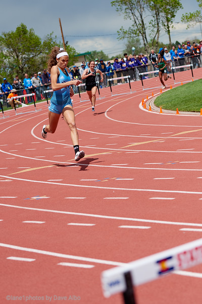 300 meter hudle finals - Colorado High School State Championships  2019