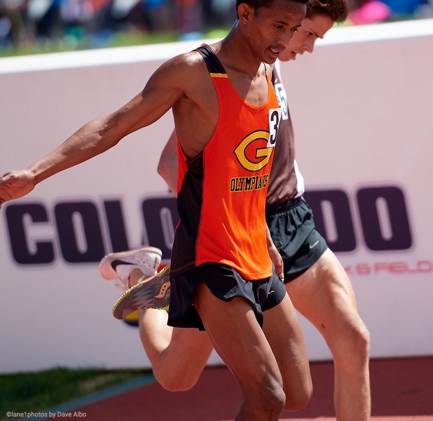 3200 meters - Colorado High School State Championships  2019