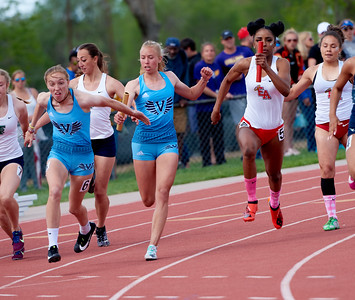 4x100 finals - Colorado High School State Championships  2019