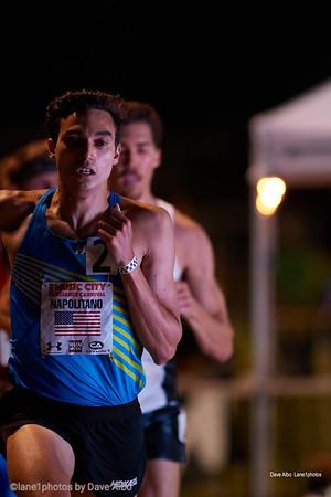 1500 elite race - Music City Distance Carnival