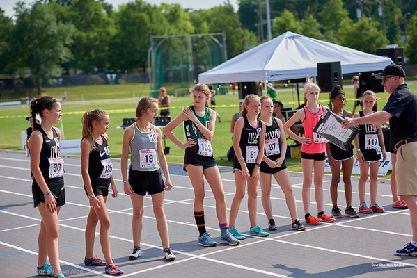 Kids Race - Music City Distance Carnival