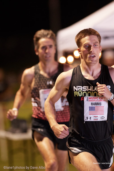 1500 elite race - Music City Distance Carnival