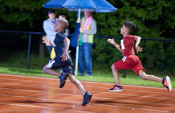SC Track Fest - 10 and under 100 meters