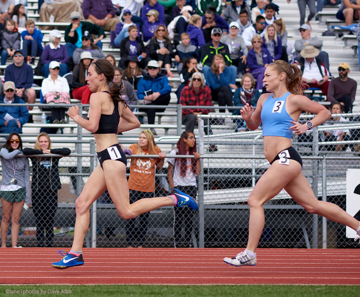 Elite Mile - St Vrain Invite 2019