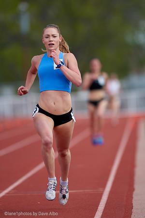 Elite Mile - St Vrain Invite 2019
