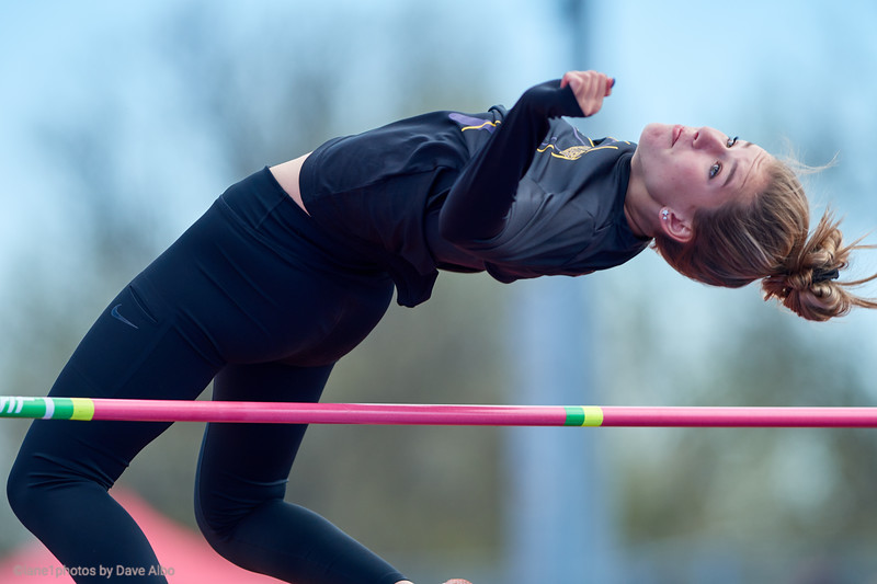 High Jump - St Vrain Invite 2019