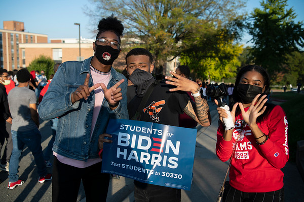 20201027 Chris Paul Band March To Polls Preview 023