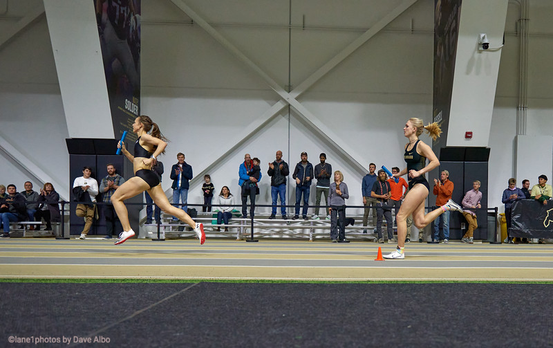Distance Medley Relay - CU Invite