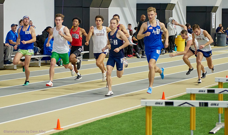 Potts Invitational  Indoor Track Meet