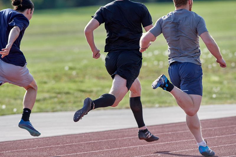 60 meter time trial