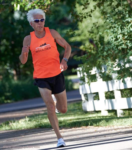 Virtual Mile race