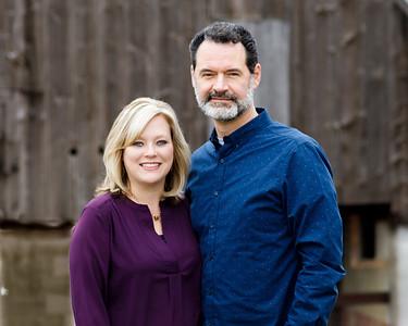 Angela and Kent