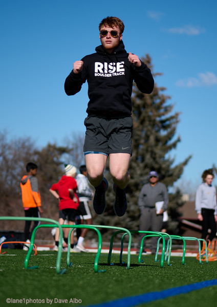 RISE 400 time trial workout