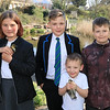 """PICTURED L-R: With ducklings 'Wispa' and 'Bolt' - Evie Harding-Double, (Age 11, Harwich Community Primary School) Harrison Rumsby (Age 14, Harwich & Dovercourt High School), Jasper Lord (Age 5, Chase Lane Primary School) and Isaac Taylor (Age 9, Chase Lane Primary School) at Bobbit's Hole Local Nature Reserve - Photo © Maria Fowler 2021<br /> <br /> Press release<br /> <br /> Home-Start ducklings visit their new home at Bobbit's Hole<br /> <br /> Home-Start Harwich works with many local families and now those families are helping prepare two little local ducklings for their move to their new home at Bobbit's Hole.<br /> <br /> Bobbit's Hole is the Harwich Society's nature reserve in Dovercourt and the two Mallard eggs were found abandoned by the lake.  Following on from the success of last year by which Home-Start's Wendy Taylor successfully incubated and reared three ducklings for release back on to Bobbit's Hole, the eggs were immediately transferred to Wendy's incubator and successfully hatched resulting in two more little ducklings who will join the mallard family on Bobbit's Hole's lake.<br /> <br /> Aileen Farnell from the Harwich Society's Bobbit's Hole team says, """"We are very grateful to Wendy for again incubating and rearing these tiny little ducklings in her home.  It is a very delicate and time-consuming task requiring great dedication and she has done brilliantly.""""<br /> <br /> The result is that the ducklings are now accompanying the Home-Start families on their regular visits to Bobbit's Hole so that they can gradually get used to their new home in an outdoor environment.<br /> <br /> Wendy Taylor from Home-Start Harwich says, """"It's incredibly rewarding to watch the journey that these tiny little ducklings go on before they are finally ready to enjoy their new home at Bobbit's Hole.  Everyone connected with Home-Start Harwich loves being part of their progress and they are coming on very well.  They certainly bring a smile to everyone's face.""""<br /> <b"""