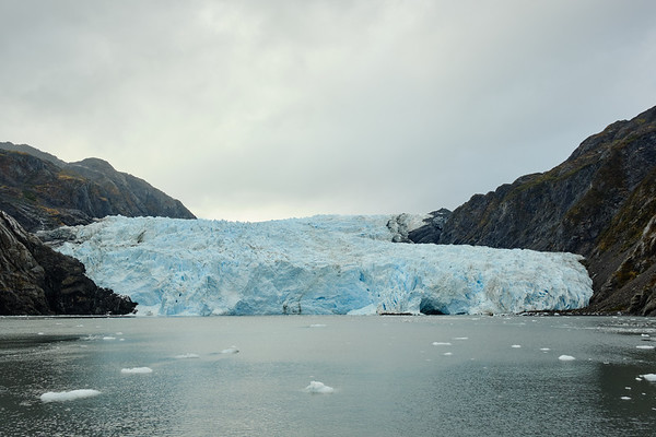 Holgate Glacier, Kenai Fjords National Park.