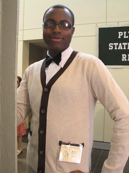Student Ambassador Ezra