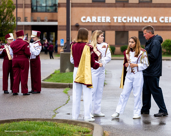 Hamilton Band-O-Rama Ross High School