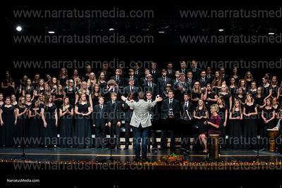 High School Choir Fall Concert Ross 20181015