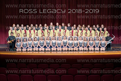 Ross HS Legacy at Ross Championship Competition 2019