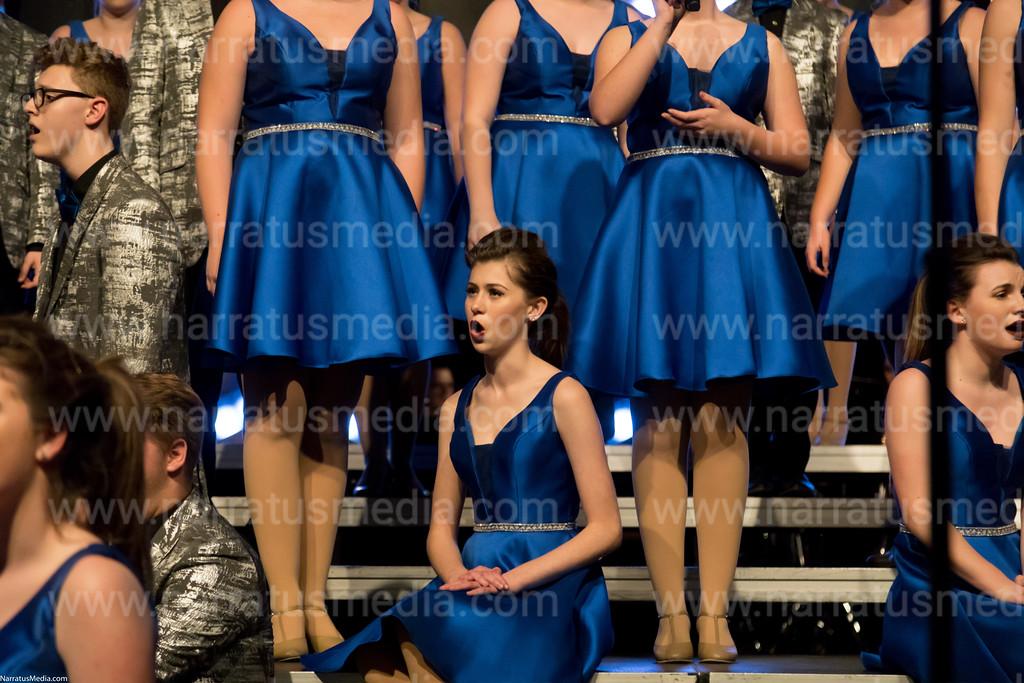 2018 Show Choir Competition, Hurricane West Virginia