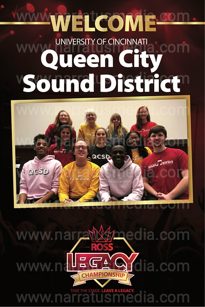 Queen City Sound district