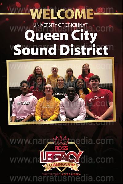 Queen City Sound district
