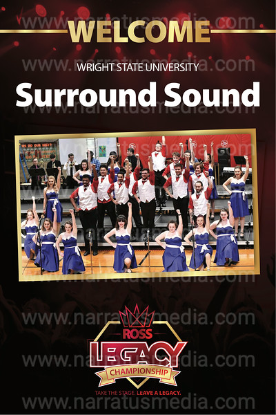 Wright State University Surround Sound