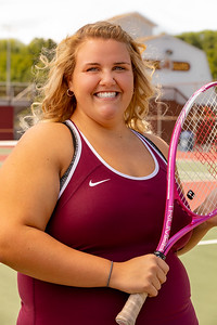 ZOE PINGLETON ROSS RAMS TENNIS 2019