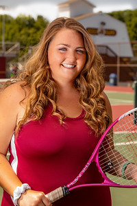 ANNA BAGLEY ROSS RAMS TENNIS 2019