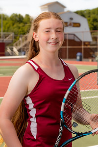 KATELYN ROUSCH / ROSS RAMS TENNIS 2019