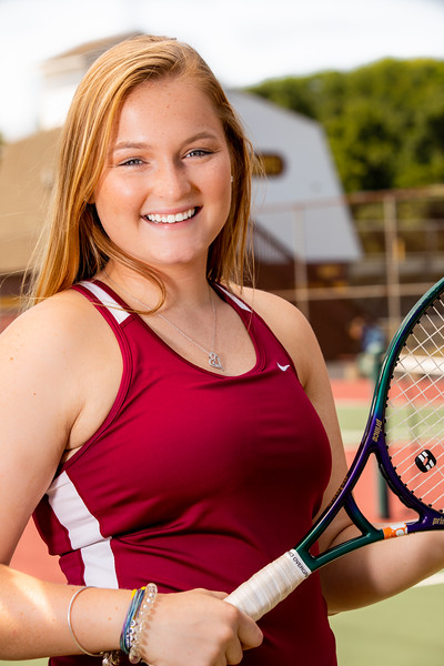 MAKENNA WURZELBACHER / ROSS RAMS TENNIS 2019