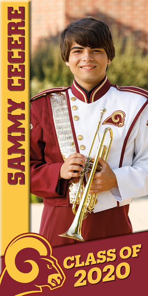 Band banners 2019